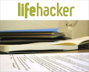 Resume Help from LifeHacker.com