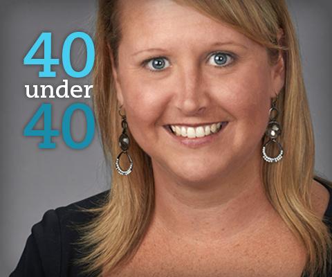 Top 40 under 40 - Buffalo Rochester NY