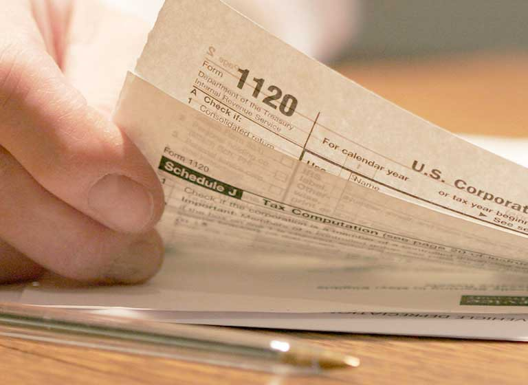 Individual Corproate Tax Planning Preparation International Tax